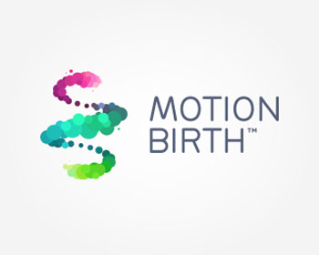 Motion Birth Logo Design