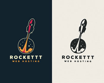 Rockettt Logo Design