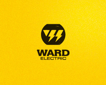WARD Electric Logo Design