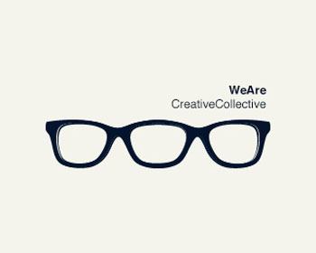 We Are Creative Collective Logo Design