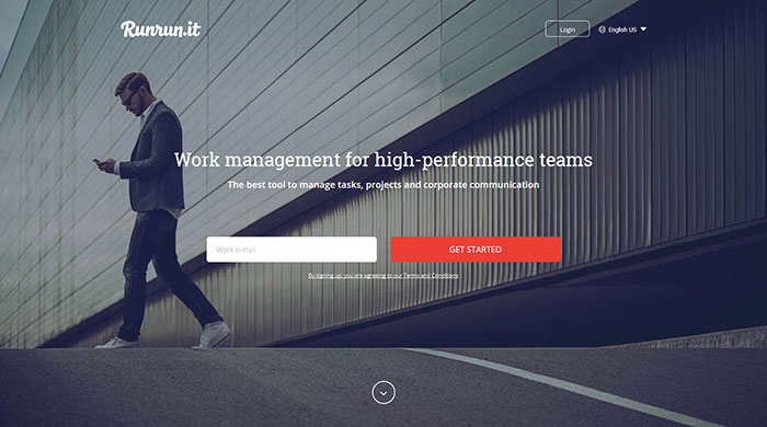 runrun_it 44 Website Header Design Examples and What Makes Them Good