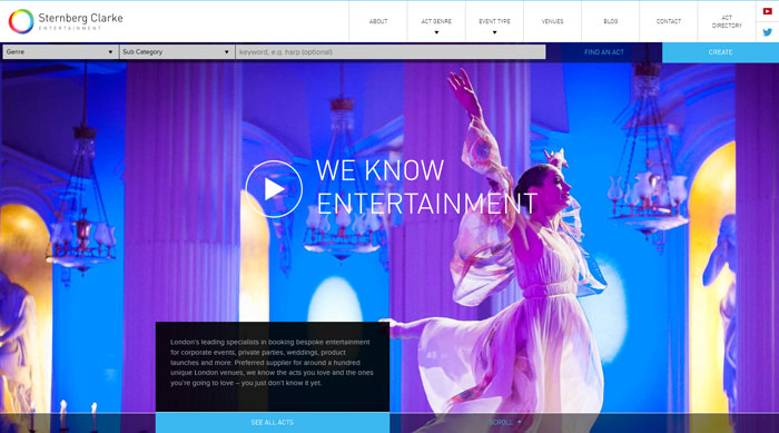sternbergclarke_co_uk_index_php 44 Website Header Design Examples and What Makes Them Good