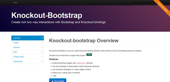 A Selection Of The Most Useful jQuery Plugins For Bootstrap