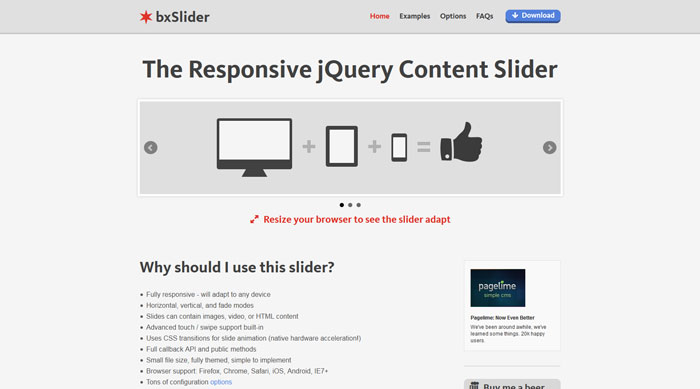 Some Of The Most Recommended Free jQuery Image Gallery Plugins And