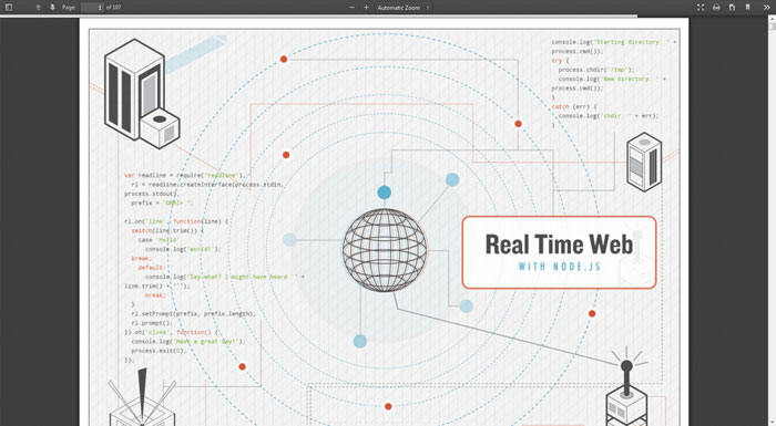 Real Time Web with Node.js (pdf)