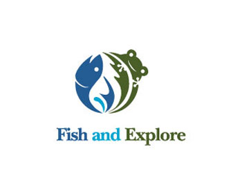Fish and Explore logo