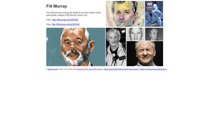 Fill Murray