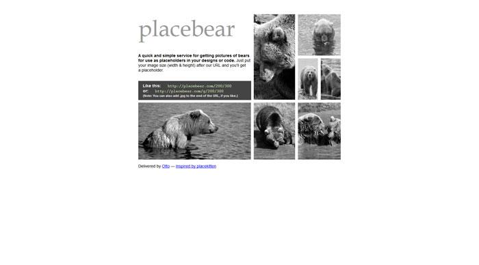 placebear