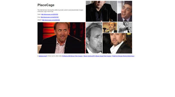 PlaceCage