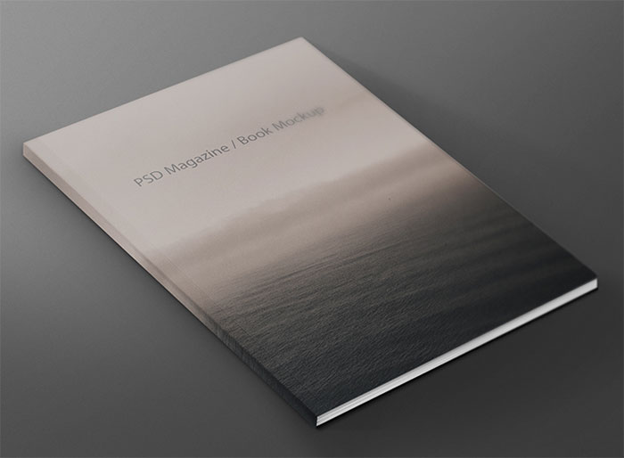 Book Cover Template Free Psd : Useful mockups templates for presenting print designs