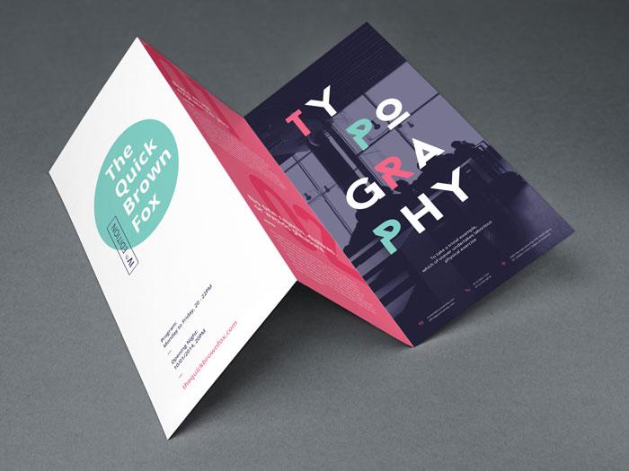 Useful Mockups Templates For Presenting Print Designs