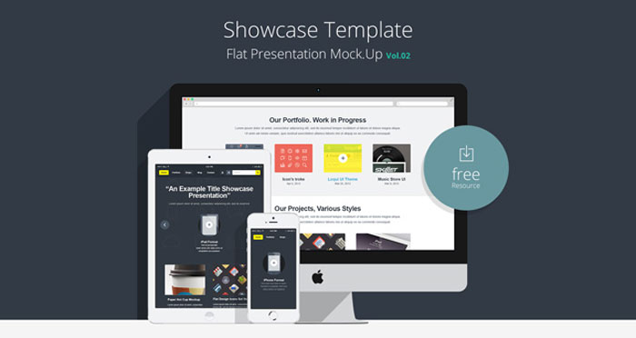 Useful Psd Mockup Templates To Showcase Your Ui Designs