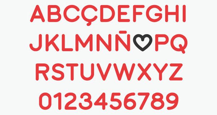 Sant Joan Despí Free font