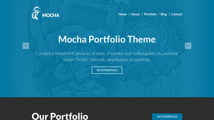 1 Free Responsive HTML Template