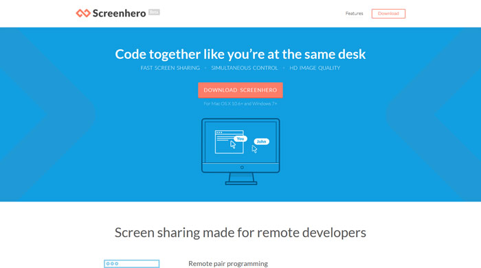 screenhero.com