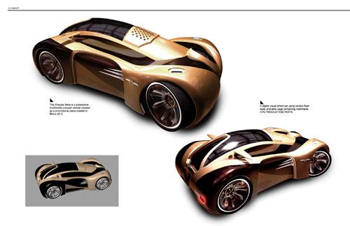 Car Demo 3D model