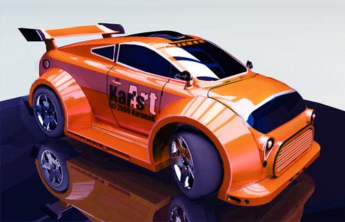 Karanak's Car 3D model
