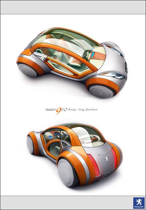 concept910 3D model