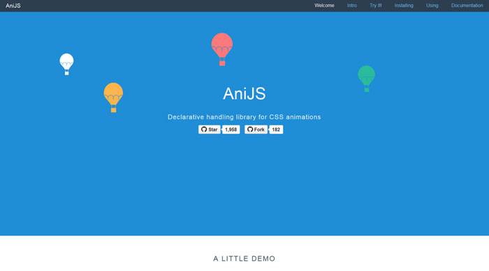 CSS And Javascript Animation Libraries