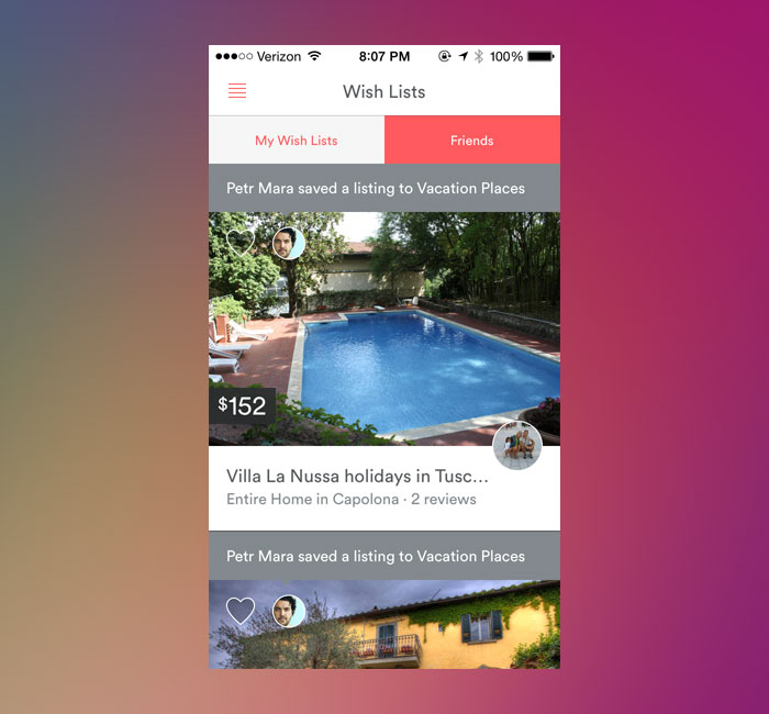 The Simple And Efficient Ui Design Of Popular Mobile Apps