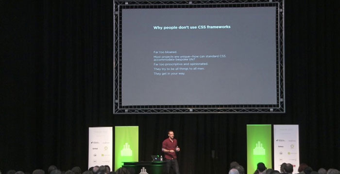 Harry Roberts - What Is A CSS Framework Anyway?