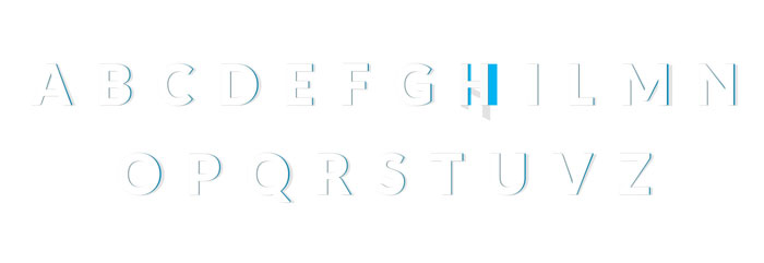 GqEho CSS Text Effects: 116 ejemplos geniales que puedes descargar