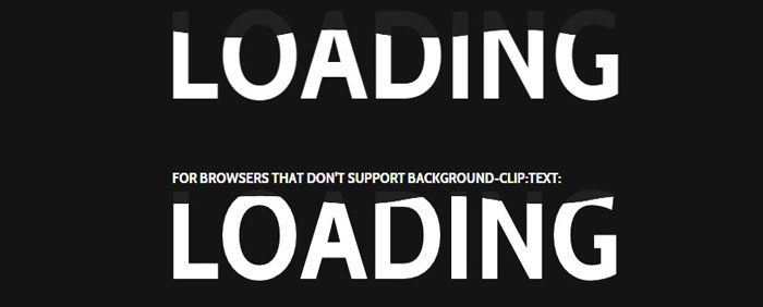Css Text Effects 116 Cool Examples That You Can Download