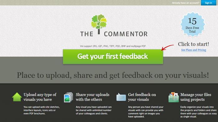 thecommentor.com
