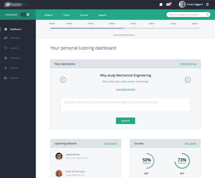 Dashboard Design: Best User Dashboard UI Examples