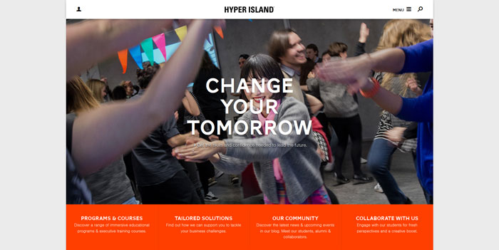 hyperisland_com Great school website design: 51 Academic websites