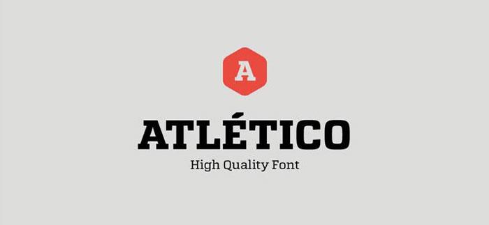 Atletico (Free) Font