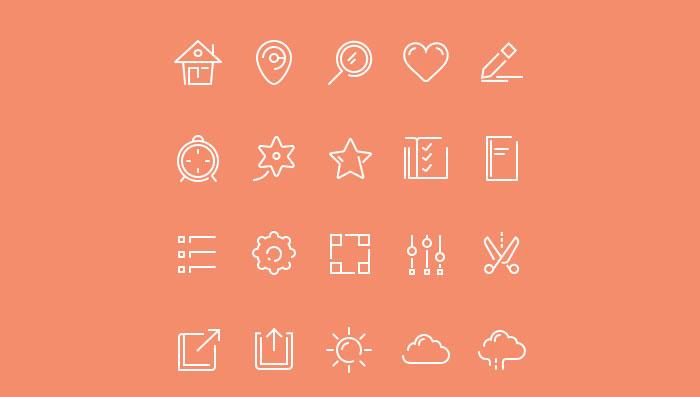 Ingenicons – 100 Icons Set