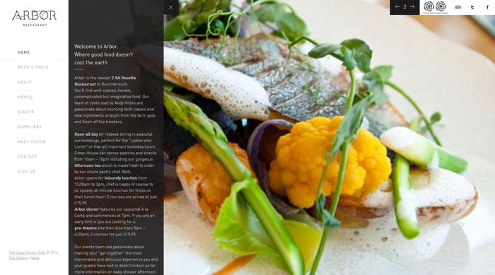 arbor-restaurant.co.uk