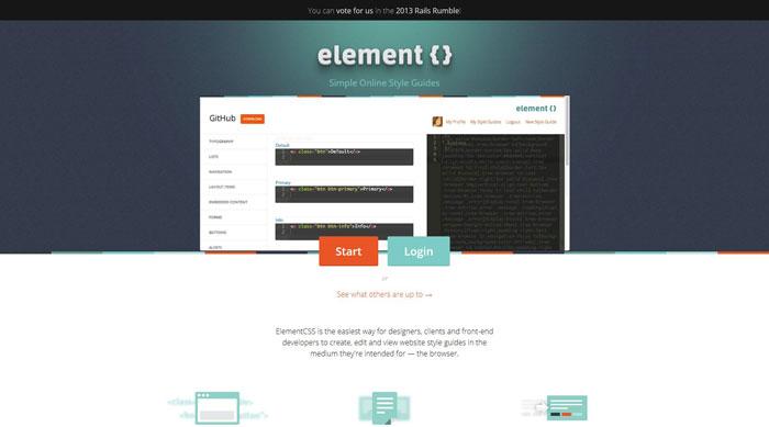 ElementCSS