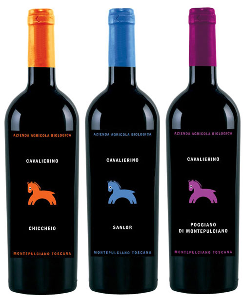 Cavalierino Package Design