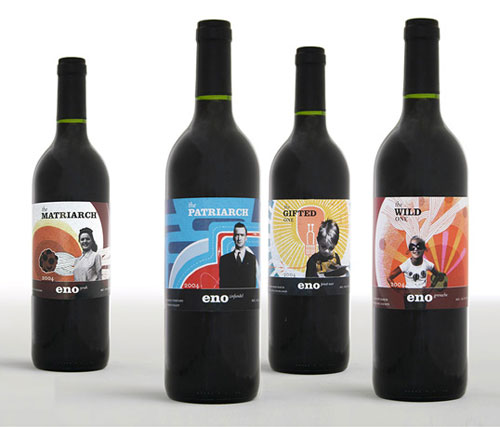 Eno Wines Package Design