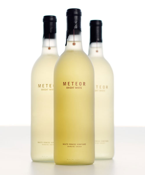 Meteor Bright White Package Design
