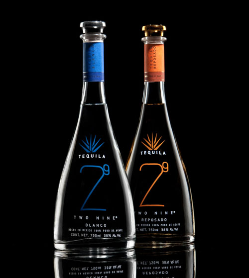Tequila 29 Package Design