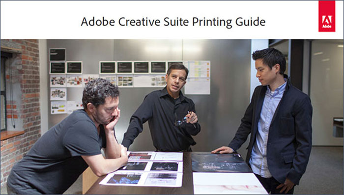 Printing in Photoshop, InDesign, Illustrator & Acrobat