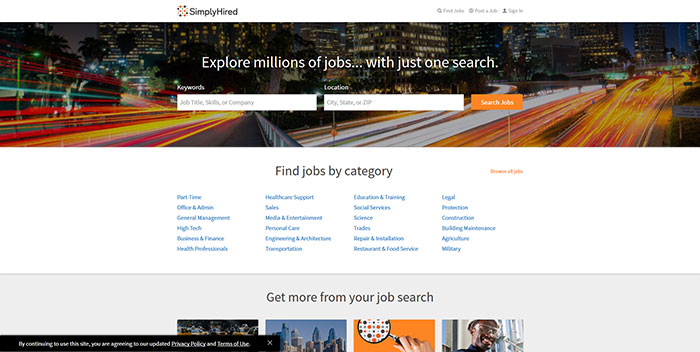 best site for finding jobs