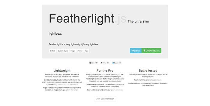 noelboss_github_io_featherlight jquery lightbox plugins 19 examples - Jquery Beispiele