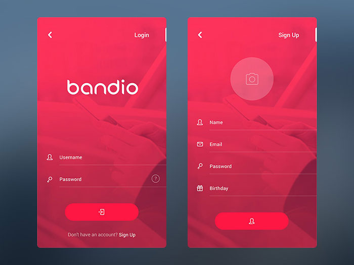 App Design Ideas ui design ideas material design bring your ideas to life quickly app design ideas 2467521 Mobile Ui Login Form Design How To Do It Properly