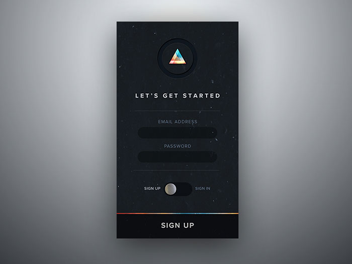Mobile Ui Login Form Design How To Do It Properly
