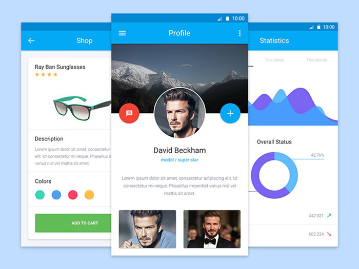 A Huge List Of Material Design Resources For Designers