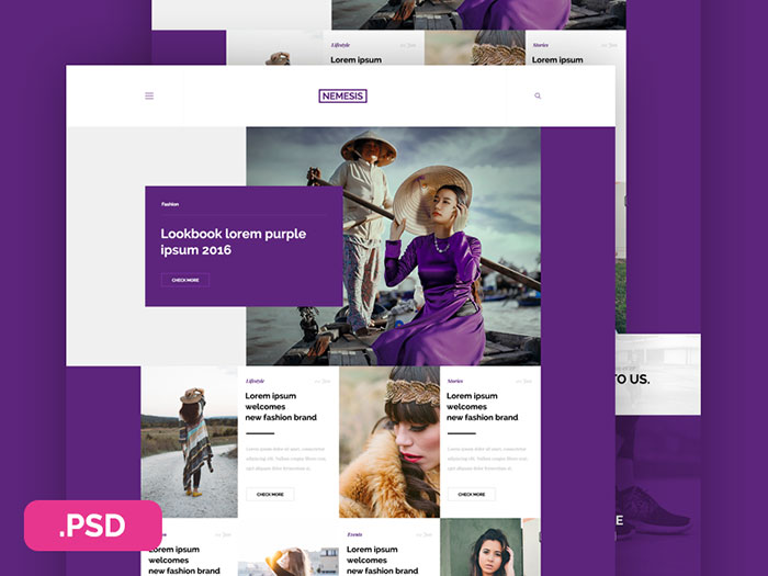 Free psd website templates available for download nemesis free psd template 2441327 free psd website templates available for download maxwellsz