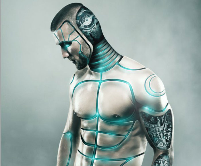 futuristic-male-cyborg-photo-manipulation-tutorial 91 Photoshop Photo Manipulation Tutorials: Become A Pro