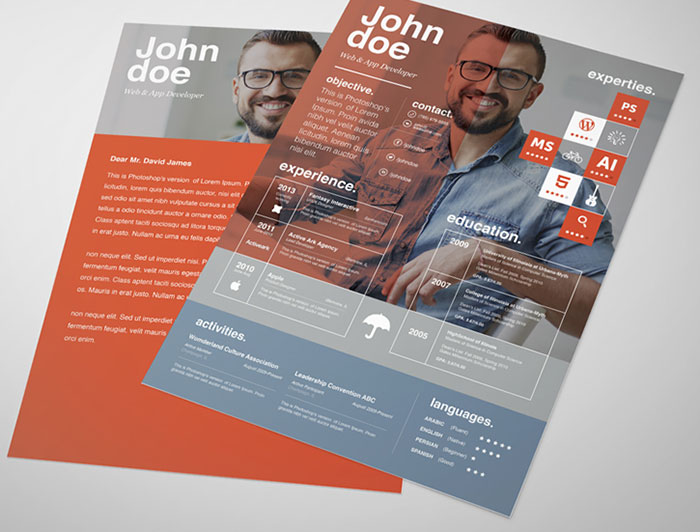 19000585 graphic design resume best practices and 51 examples - Creative Resume Design Templates