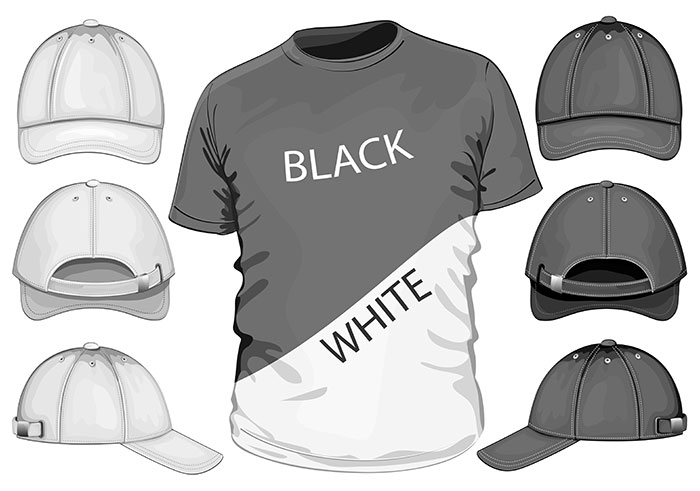 990 82 FREE T-Shirt Template Options For Photoshop And Illustrator
