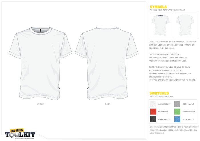 free-download-vector-t-shirt-mockup 82 FREE T-Shirt Template Options For Photoshop And Illustrator