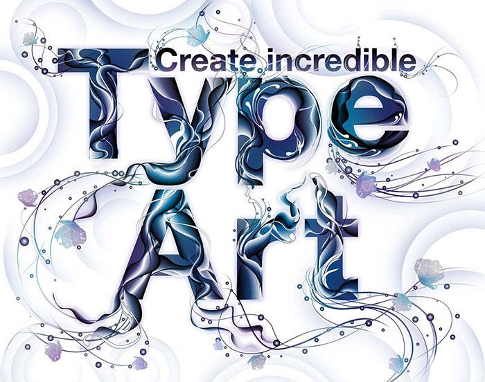 Photoshop Typography Tutorials (80 Examples)